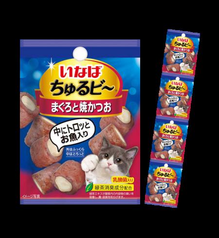 츄르비 - 참치&구운 닭가슴살 (6연팩)