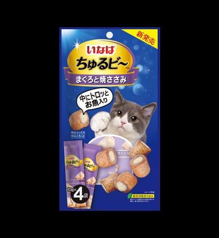 츄르비 - 참치&구운 닭가슴살