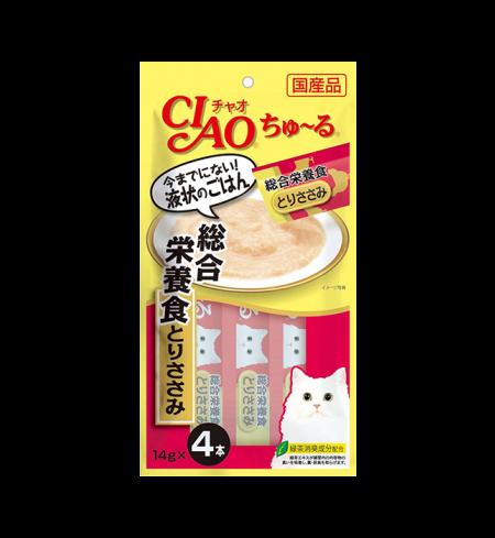 챠오츄르 종합영양식 - 닭가슴살