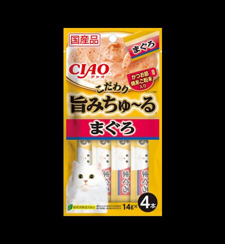 챠오 우마미(맛있는) 츄르 - 참치