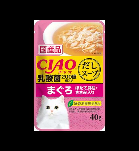 챠오 다시스프 (유산균) - 참치&가리비&닭가슴살