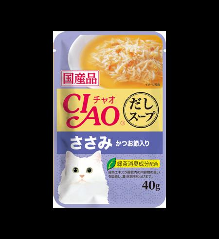 챠오 다시스프 - 닭가슴살&가다랑어포