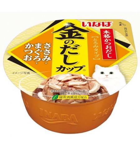 금빛육수컵 - 닭가슴살&참치&가다랑어